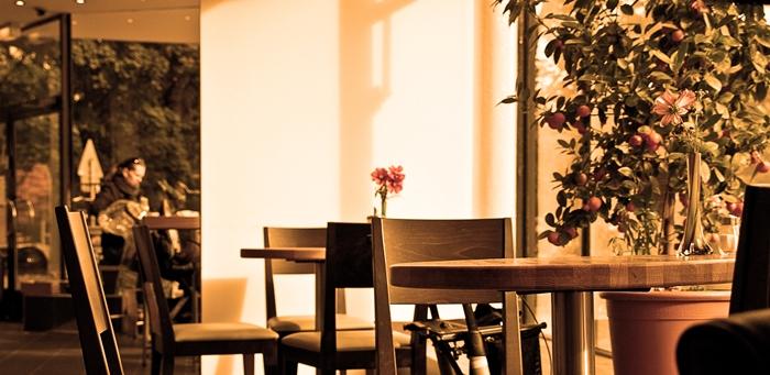 Alstercafé aus Hamburg